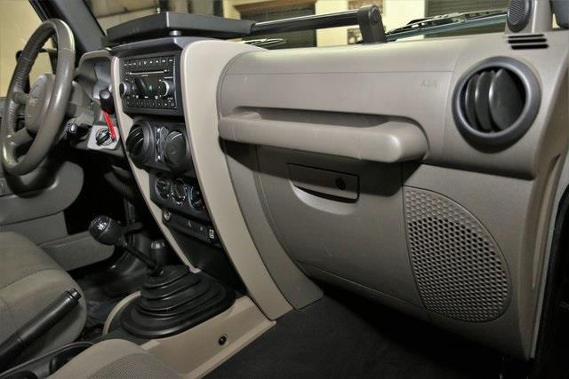 2007 Jeep Wrangler Unlimited 4x4 Sahara 4dr SUV - Westfield IN