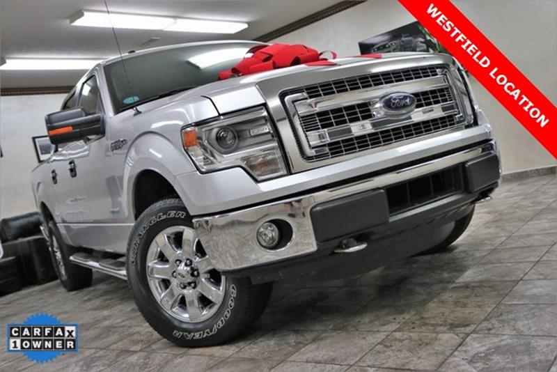 2014 Ford F-150 XLT - Westfield IN