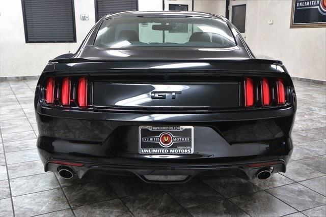 2017 Ford Mustang GT 2dr Fastback - Westfield IN