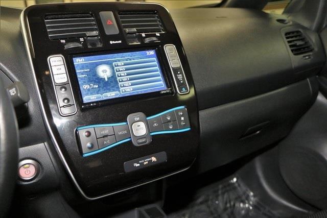 2013 Nissan LEAF SL 4dr Hatchback - Westfield IN