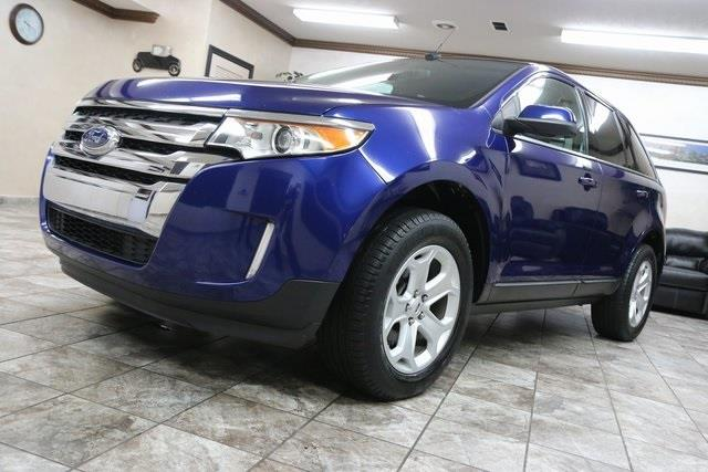 2013 Ford Edge SEL AWD 4dr SUV - Westfield IN