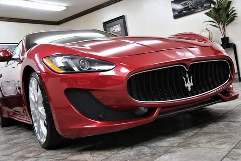 2014 Maserati GranTurismo  - Westfield IN
