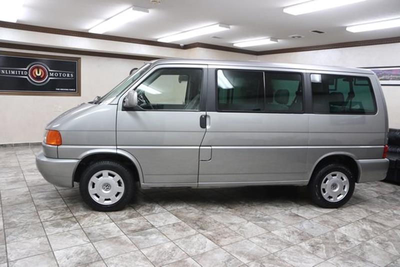 2000 Volkswagen EuroVan 3dr GLS Mini-Van - Westfield IN