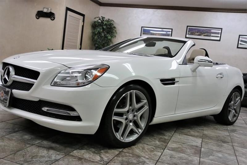 2014 Mercedes-Benz SLK SLK 250 2dr Convertible - Westfield IN