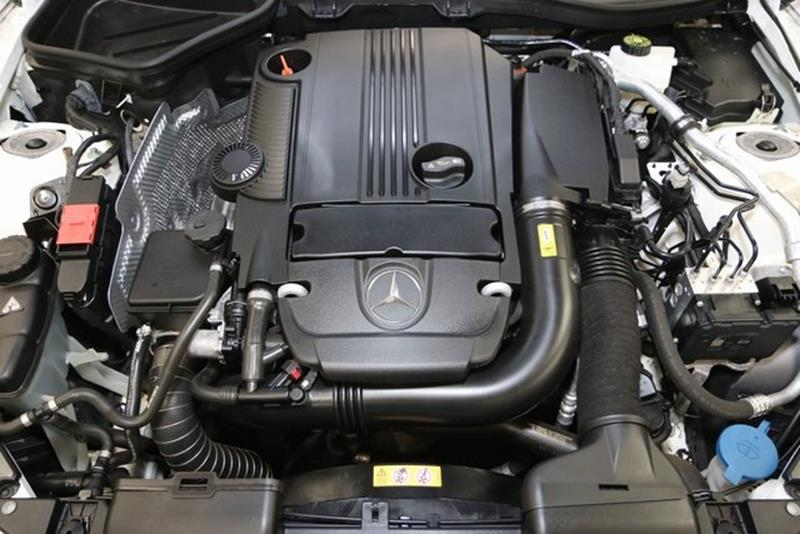 2014 Mercedes-Benz SLK SLK 250 2dr Convertible - Westfield IN