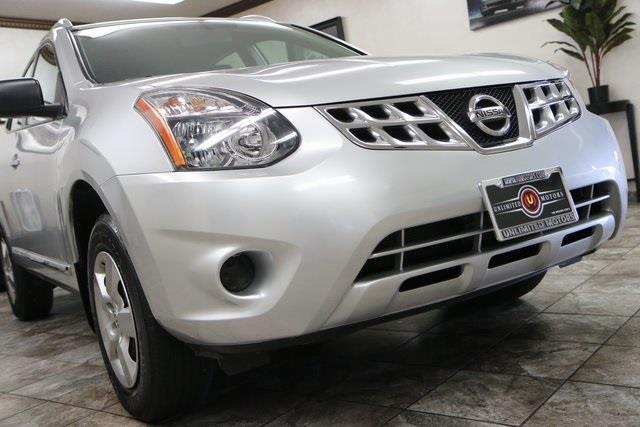 2015 Nissan Rogue Select AWD S 4dr Crossover - Westfield IN