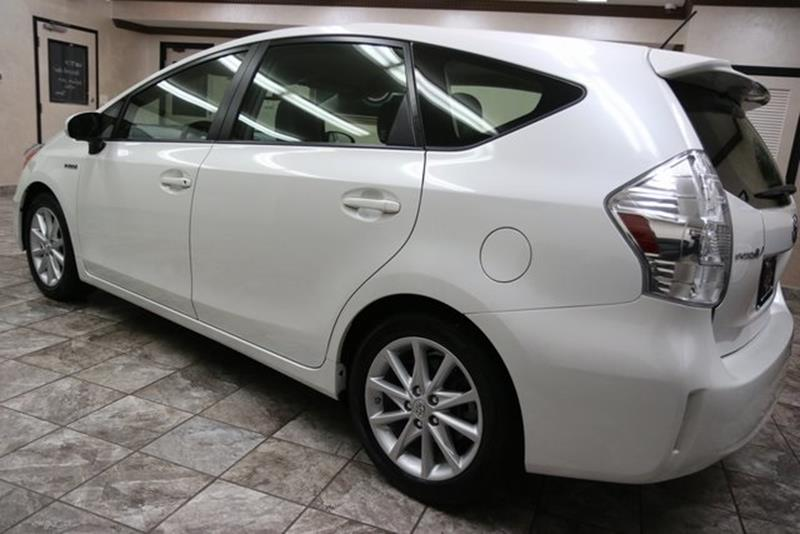 2013 Toyota Prius v Five 4dr Wagon - Westfield IN