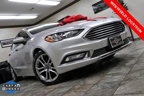 2017 Ford Fusion Hybrid for sale in Westfield, IN
