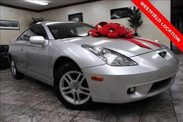 2002 Toyota Celica for sale in Westfield, IN