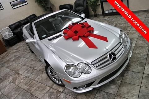 2007 Mercedes-Benz SL-Class for sale in Westfield, IN