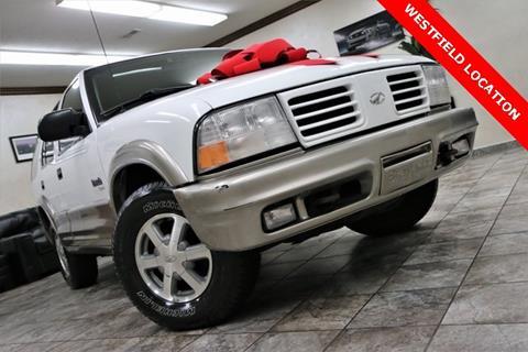 2001 Oldsmobile Bravada for sale in Westfield, IN