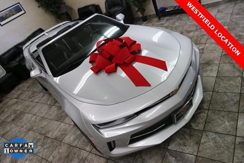 2017 Chevrolet Camaro for sale in Westfield, IN