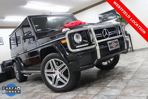 2016 Mercedes-Benz G-Class for sale in Westfield, IN