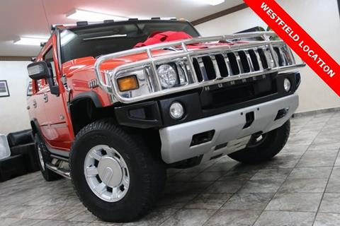2008 HUMMER H2 for sale in Westfield, IN