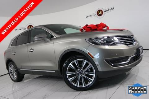 Used Lincoln Mkx For Sale In Indiana Carsforsale Com