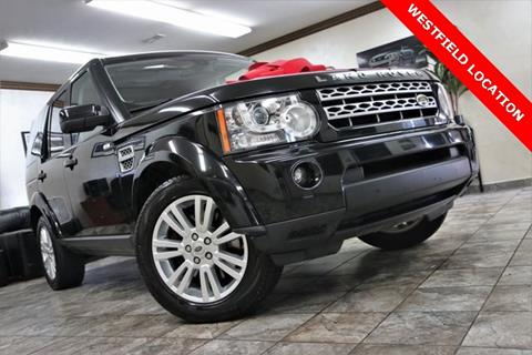 2010 Land Rover LR4 for sale in Westfield, IN