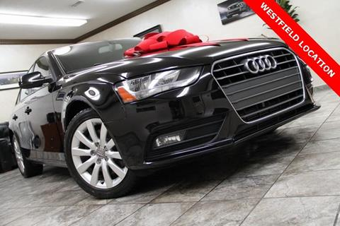2013 Audi A4 for sale in Westfield, IN