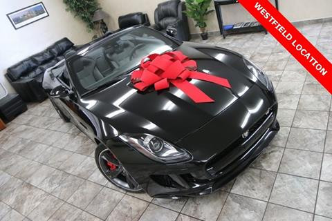 2014 Jaguar F-TYPE for sale in Westfield, IN