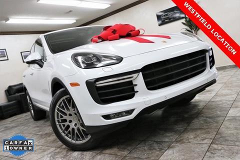 2015 Porsche Cayenne for sale in Westfield, IN