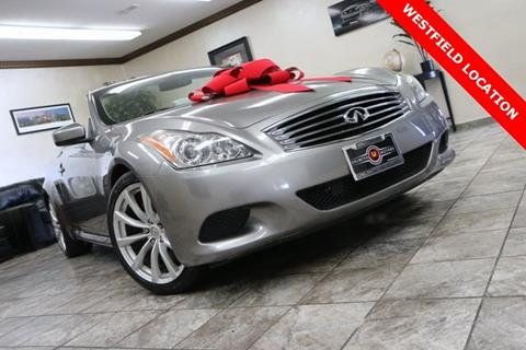 2009 Infiniti G37 Convertible for sale in Westfield, IN