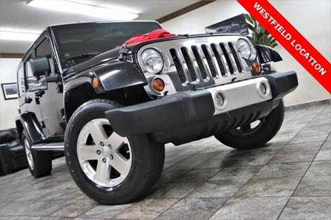 2008 Jeep Wrangler Unlimited for sale in Westfield, IN