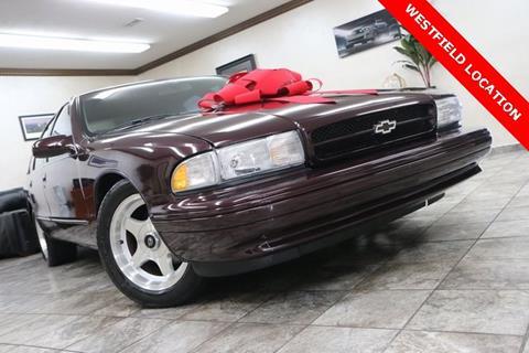 1995 Chevrolet Impala for sale in Westfield, IN