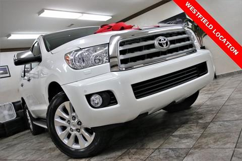 2011 Toyota Sequoia for sale in Westfield, IN