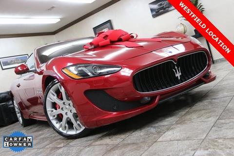 2014 Maserati GranTurismo for sale in Westfield, IN
