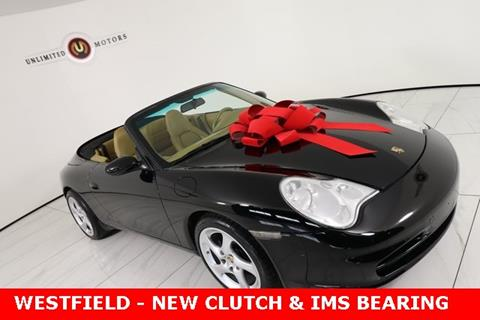 2002 Porsche 911 for sale in Westfield, IN