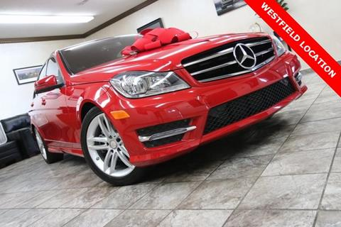 2014 Mercedes-Benz C-Class for sale in Westfield, IN