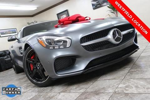 2017 Mercedes-Benz AMG GT for sale in Westfield, IN