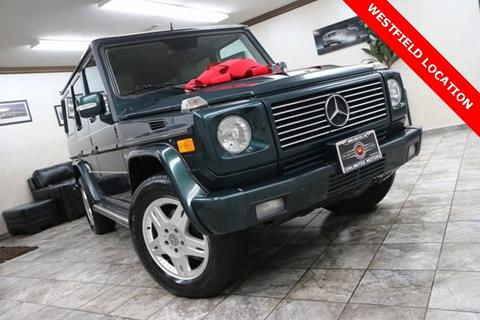2003 Mercedes-Benz G-Class for sale in Westfield, IN