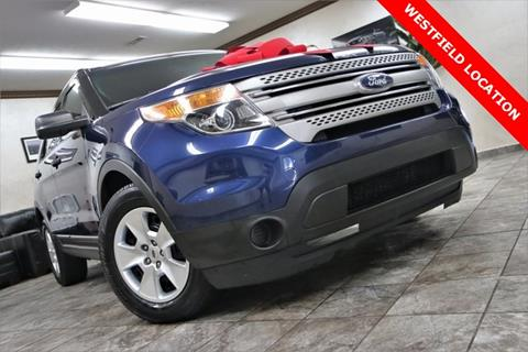 2012 Ford Explorer for sale in Westfield, IN