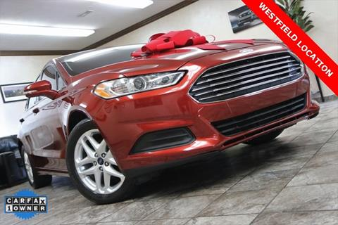 2014 Ford Fusion for sale in Westfield, IN