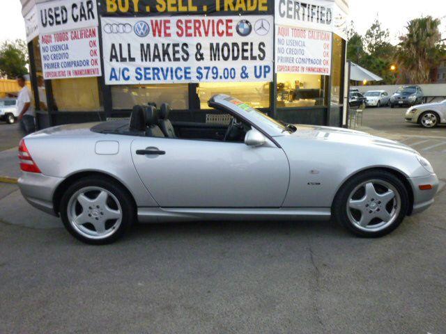 Used cars north hills bad credit car loans beverly hills for 1999 mercedes benz slk230 for sale