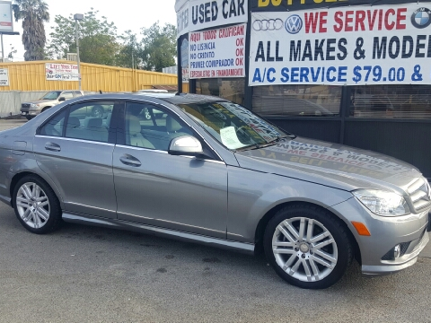 2009 Mercedes-Benz C-Class for sale in North Hills, CA