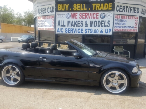 2003 BMW M3 for sale in North Hills, CA