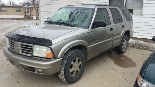 2001 Oldsmobile Bravada