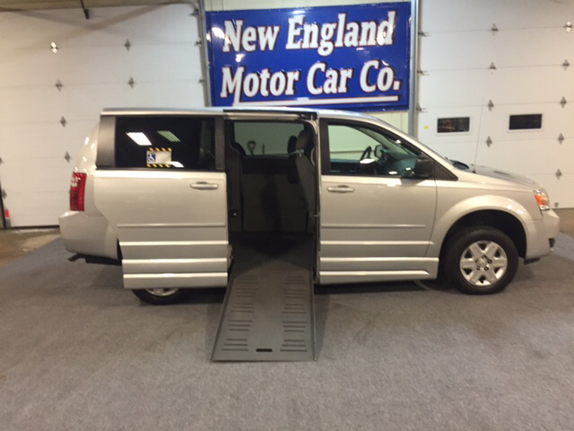 2009 Dodge Grand Caravan Se 4dr Mini Van In Hudson Nh New England Motor Car Co