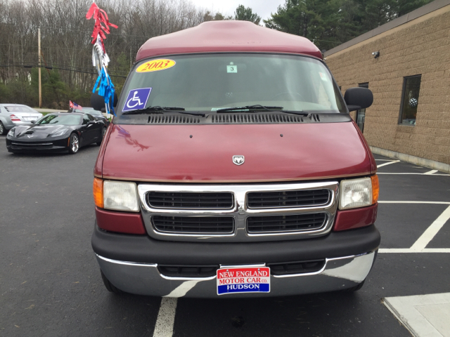 2003 Dodge Handicap Ram Handicap Van 1500 Ram Van In Hudson Nh New England Motor Car Co