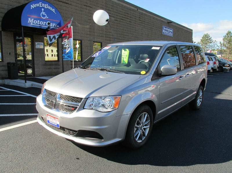 2016 Dodge Grand Caravan Se Plus 4dr Mini Van In Hudson Nh New England Motor Car Company