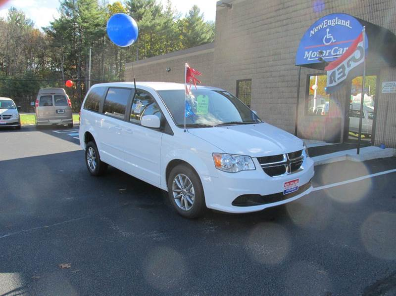 2016 dodge grand caravan se plus 4dr mini van in hudson nh for New england motor car