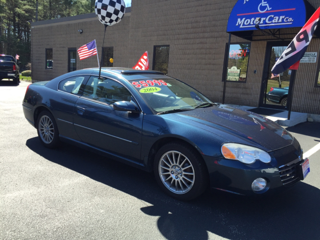 2004 Chrysler Sebring Limited 2dr Coupe In Hudson Nh New England Motor Car Co