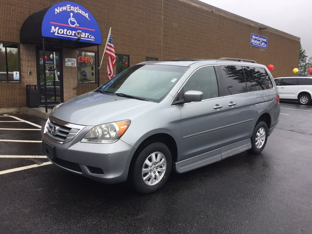 2009 honda odyssey ex l 4dr mini van in hudson nh new for New england motor car