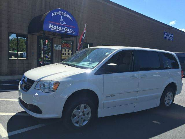 2011 Dodge Handicap Grand Caravan Express 4dr Mini Van In Hudson Nh New England Motor Car Co