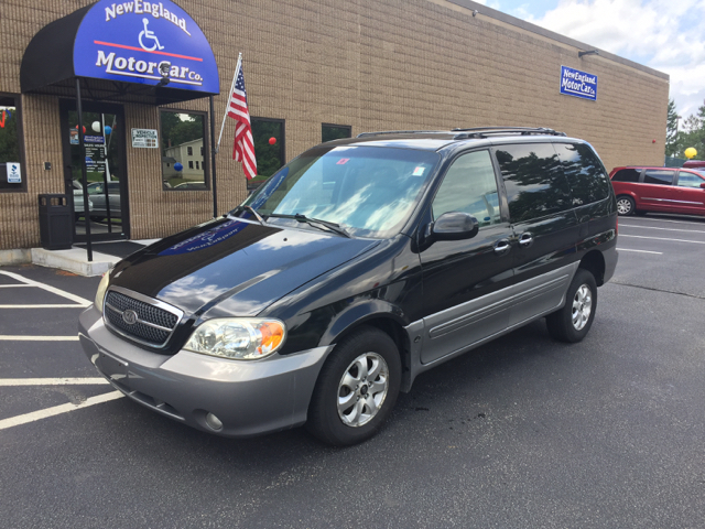 2004 kia sedona ex 4dr mini van in hudson nh new england