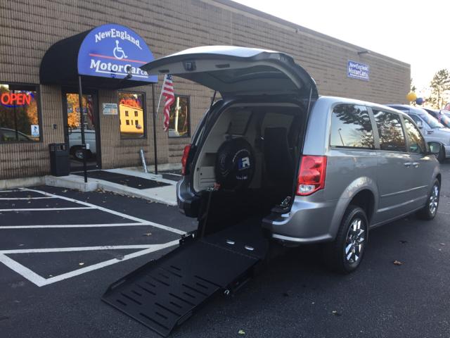 2014 Dodge Grand Caravan Se 4dr Mini Van In Hudson Nh