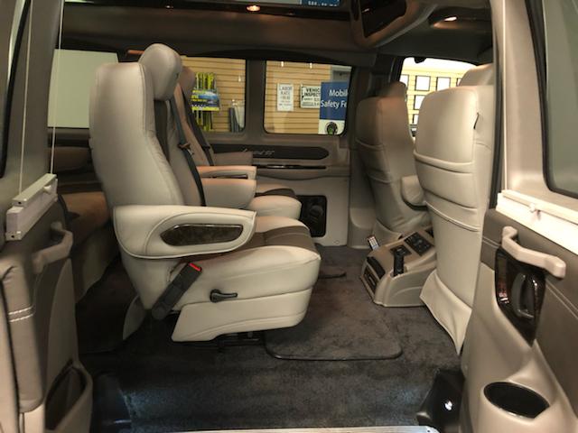 2018 Gmc Savana Cargo 4x4 Explorer Conversion Van In Hudson Nh New