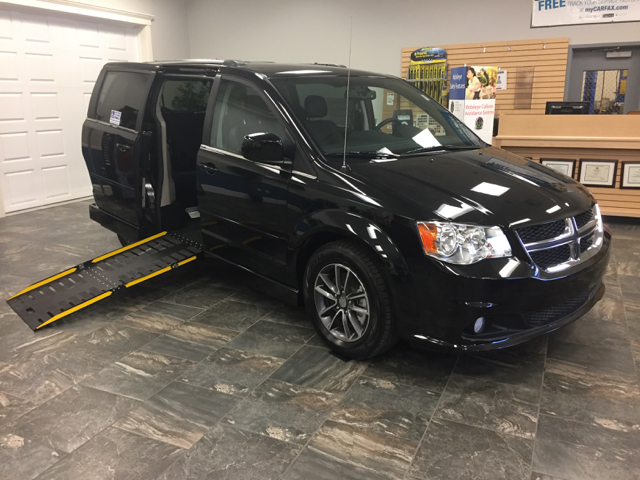 2016 Dodge Grand Caravan Sxt Plus 4dr Mini Van In Hudson Nh New England Motor Car Company