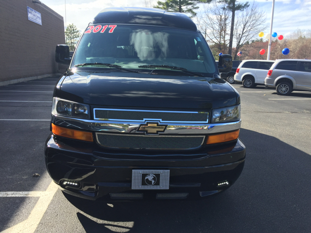 2017 Chevrolet Express Cargo 2500 3dr Cargo Van In Hudson Nh New England Motor Car Co